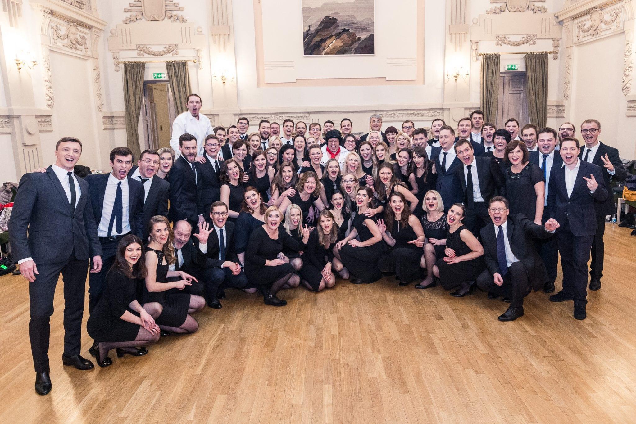 Bel Canto Choir Vilnius-2016