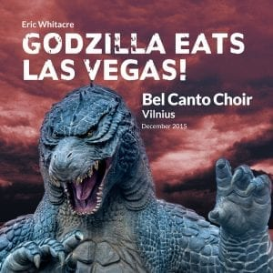 Godzilla-Bel Canto Choir Vilnius-iTunes cover
